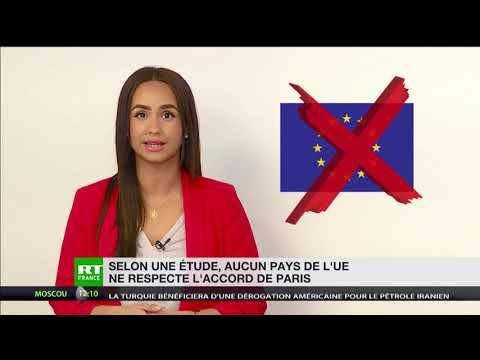 Selon une étude, aucun pays de l'UE ne respecte l'accord de Paris