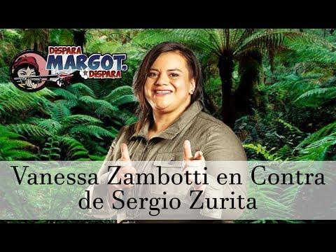 Vanessa Zambotti en Contra de Sergio Zurita