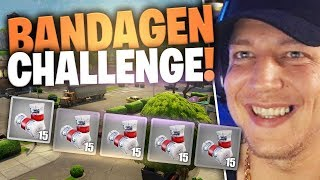Bandagen Challenge   3000€ Wette in Fortnite   SpontanaBlack