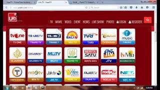 Download Video Cara  Nonton TV Online Secara Gratis Via UseeTV Indihome MP3 3GP MP4