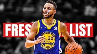 Stephen Curry - Freshman List (Nav) Video