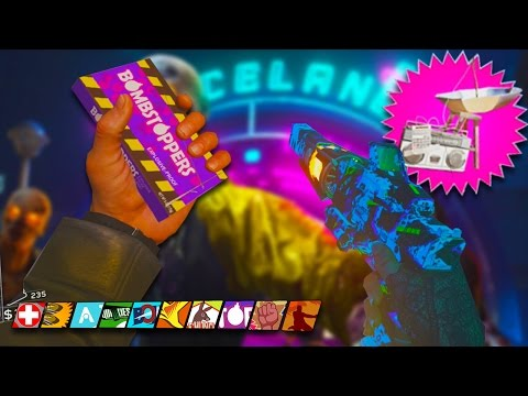 SETI-COM SOLO GUIDE! (Zombies in Spaceland Main Easter Egg)