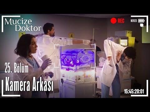 Mucize Doktor - 25. Bölüm Kamera Arkası