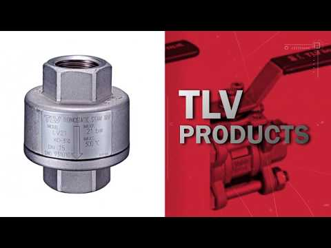 TLV Products: Sustainable and Durable