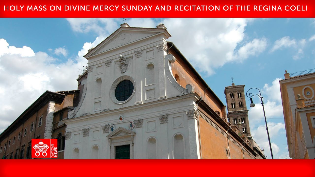 """Pope: """"Having received mercy, let us now become merciful"""" - Vatican News"""