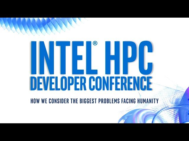 How We Consider the Biggest Problems Facing Humanity | Grand Challenges | HPC DevCon