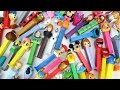 Gambar cover 100+ PEZ Candy Collection feat. Trolls, Frozen 2, Paw Patrol & More!