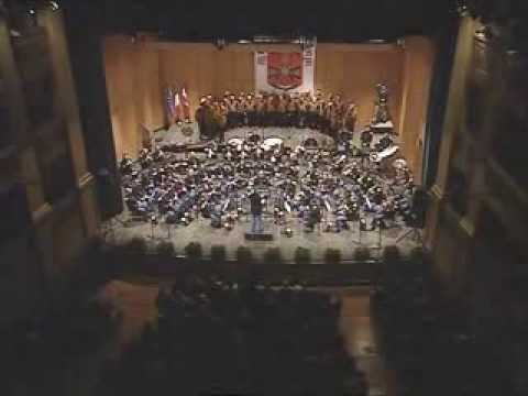 Michele Novaro IL CANTO DEGLI ITALIANI (elaborazione sinfonica di Fulvio Creux)