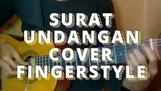 Surat Undangan (Yuni Shara)cover-guitar|Fingerstyle