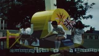 Shepherd's Bush Inland Rev Office Party & St Parade 1964