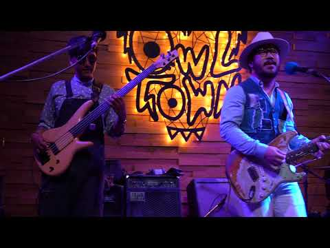 The Parkinson [Live] - คืนนี้ (Not Yet) @Owl Town Bar