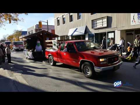 Highlights: 47th Annual Knights of Pythias Santa Clause Parade
