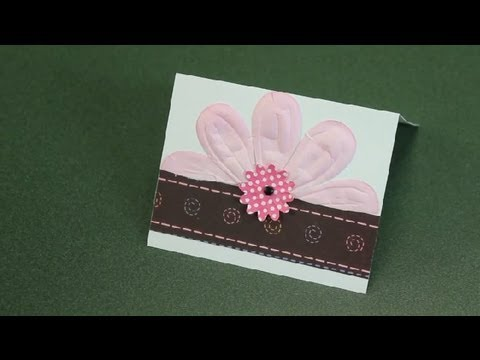Homemade Greeting Cards: Decorating : Homemade Greeting Cards ...