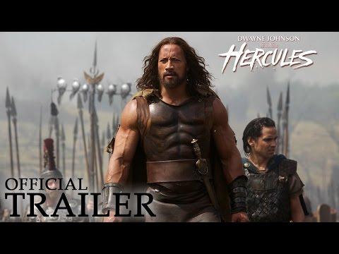 HERCULES - Official Trailer 2 (HD)
