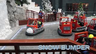 Walk through Ski Dubai Snow Park