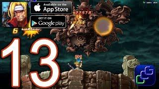 Metal Slug XX Online Android iOS Walkthrough - Part 13 - Chapter 7- 8 ELITE