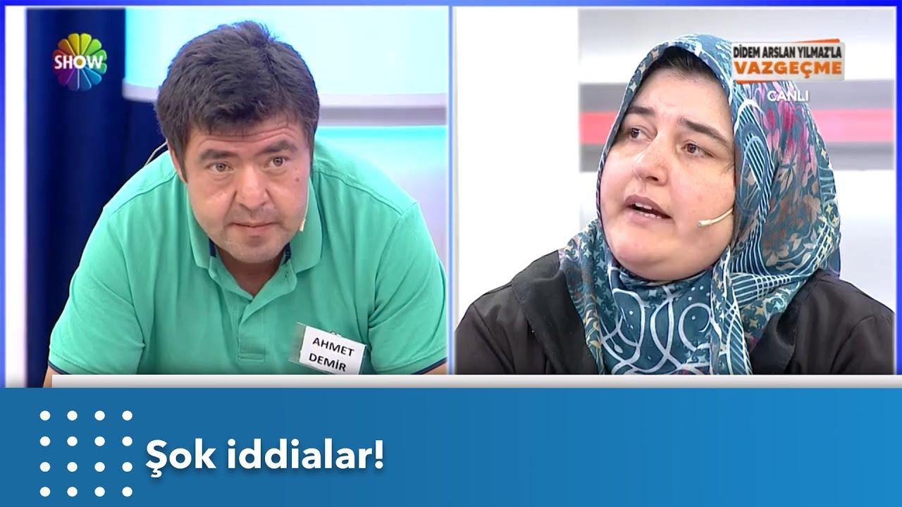 ''Ahmet bana tokat atıp boğmaya kalktı!'' | Didem Arslan Yılmaz'la Vazgeçme