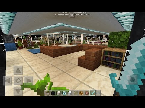 Minecraft Modern Officefirst Floor Of The Willis Tower Part 1