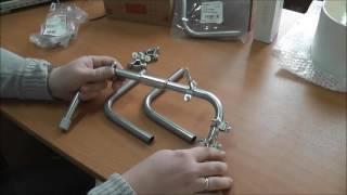 Металлические трубы и аксессуары Cosmec от DKC для прокладки кабелей. Электромонтаж.