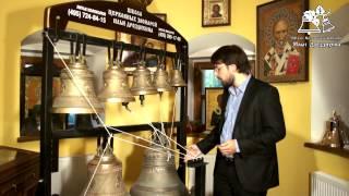 019  Урок 7  Простейший звон  Звон с благовестником