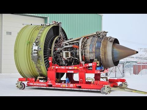 Swiss 777 LX40 Outdoor Engine Change