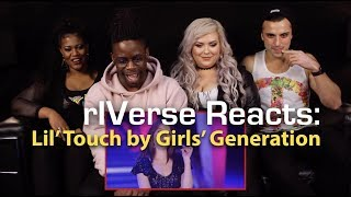 rIVerse Reacts Lil 39 Touch by Girls 39 Generation Oh GG M V Reaction