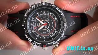 Водонепроницаемые наручные часы со скрытой камерой(Купите прямо сейчас: http://www.4safe.com.ua/cat52/ER072 Технические параметры ER072: Память-4 Гб; Встроенный микрофон-диктофо..., 2011-05-05T08:17:14.000Z)