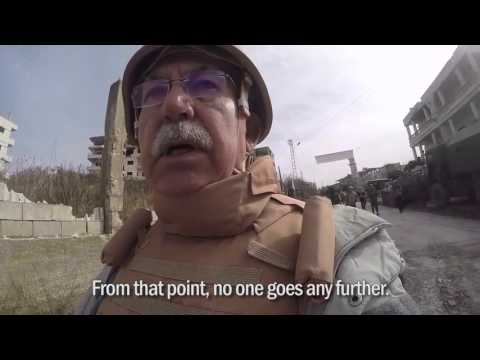 Giulietto Chiesa - Travel Notes From Syria ENG ST