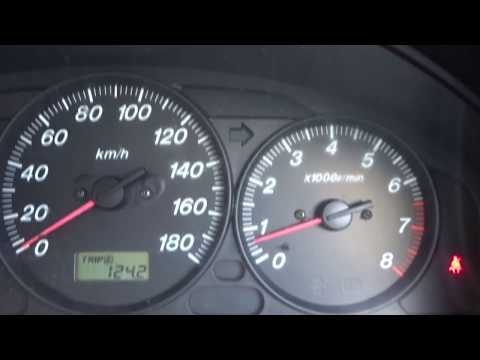 Триллер про  пинки АКПП, высокие обороты ДВС  Замена косы ДВС на Mazda Demio