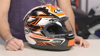 arai corsair x ghost helmet review at revzilla com