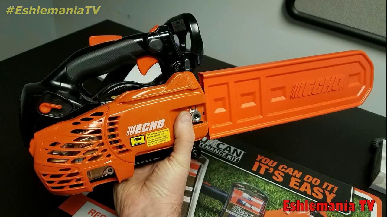 Echo Cs 2511t Top Handle Chainsaw Lightest Top Handle