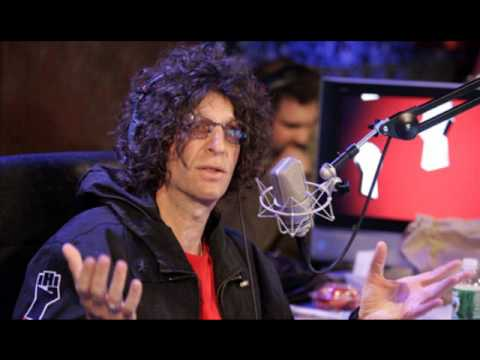 Howard Stern - Everlong(Acoustic) Dave Grohl