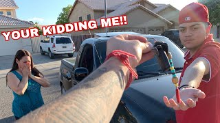 I Bought A New Truck Prank On My Parents!!