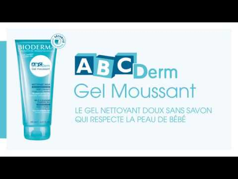 ABCDerm Gel Moussant FR