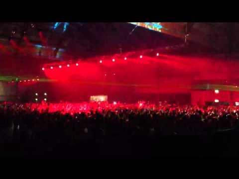 MaRLo - live at Dash Berlin #musicislife Australian Tour 2013: Sydney Olympic Park