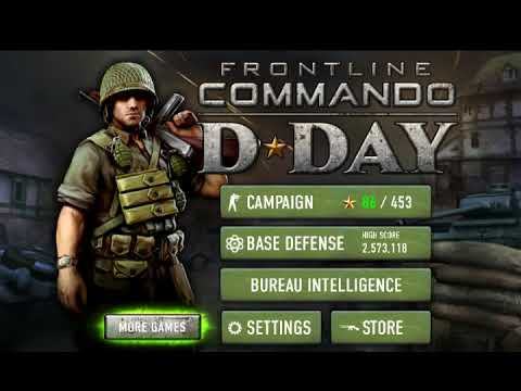 Frontline Commando D Day FUNKY rookie