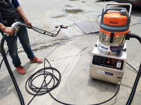 220V/50HZ Electric Steam Cleaning Machine with Vacuum ...
