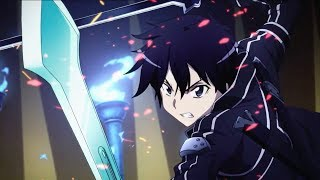 AMV Sword Art Online (Linkin Park - Papercut)