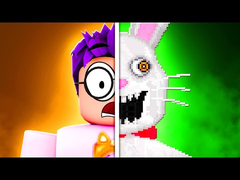 Can We Escape MR. HOPPS In This ROBLOX FRIDAY NIGHT FUNKIN' SKID & PUMP STORY!?