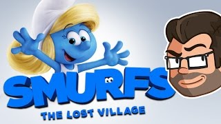 Smurfs The Lost Village -  Review  (Spoiler free)