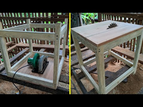 tukang-ini-membuat-meja-table-saw-mini-  -circular-saw