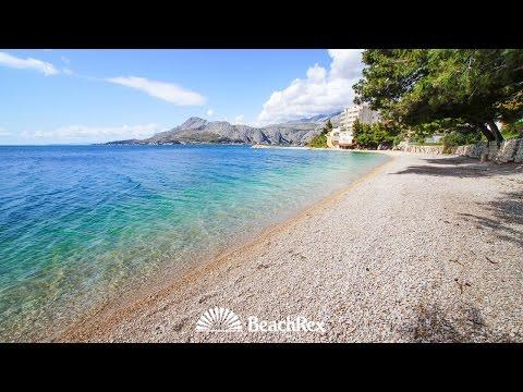 beach Nemira, Omiš, Croatia
