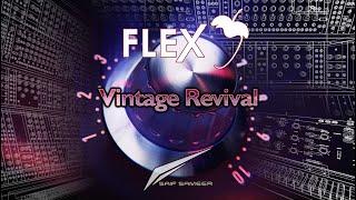 FLEX Library | Vintage Revival by Saif Sameer