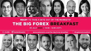 QUBE Forex Webinar 2020: The Big Forex Breakfast 2020 #qube #forex #webinar