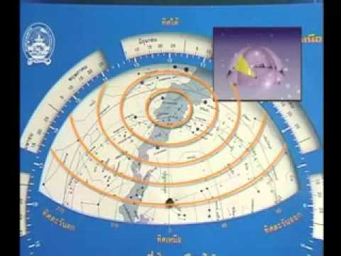 คู่มือนักดูดาว 4 - แผนที่ดาว