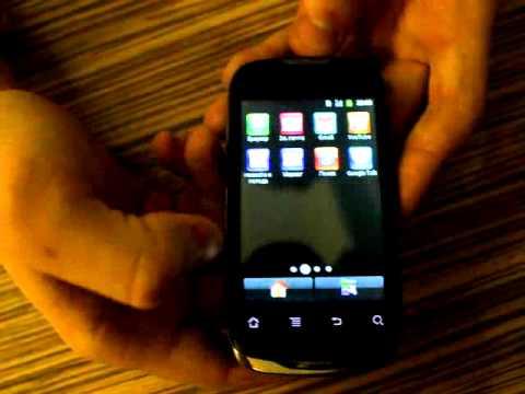 Обзор Huawei U8650 Sonic