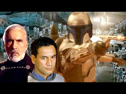 How the Sith Chose Jango Fett as the Genetic Clone Template