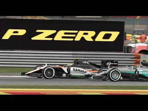 F1™ 2016 // Sergio Pérez - Sahara Force-India F1 Team - Shanghai (Chine) PS4