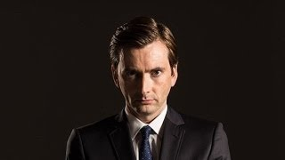 David Tennant interview - The Escape Artist