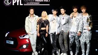 [FULL AUDIO] MAXSTEP - PYL Younique (SNSD Hyoyeon, Taemin, Eun…